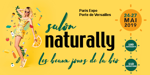 Porte de Versailles : le salon Naturally du 24 au 27 mai NATURALLY19-SPAS-506x253